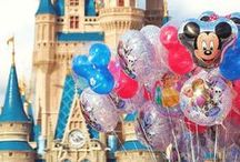 Disney World Tips / Use these Disney World Tips and tricks to plan your next family vacation. Learn secrets, time saving hacks, and money saving tips to have an easier time vacation planning.