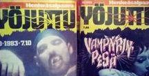 Kauhublogi Horror Blog / My collection of Horror 1969-2017