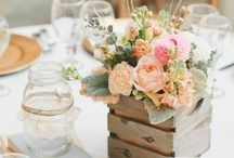 Centerpieces / by J&B Bridals