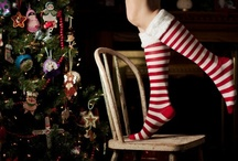 Christmas decor / by Katy Skinner