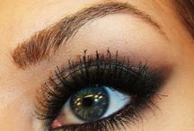 Make-Up / Eyes are windows to the soul. Why not have a pretty frame?
