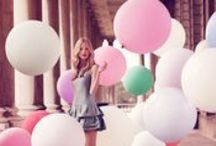 ♥ Giant balloon   Ballon géant ♥ / by Modern Confetti