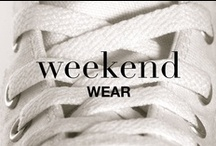 WEEKEND WEAR / Saturday and oh how we love Sunday's