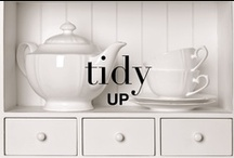 TIDY / In pursuit of an orderly life