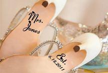 Wedding keepsakes / Magical wedding memories and mementoes