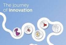 Discovering Innovation / A collection of innovations that can improve people's lives. / by Philips