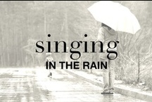 SINGING IN THE RAIN / A BC pastime