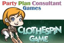 Direct Sales and Party Plan Games