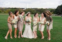 bridesmaids / by Meg Sheeran