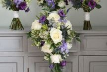 Purple Scottish Wedding