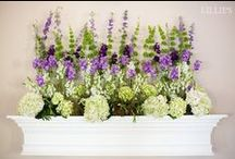 Dalhousie Castle Wedding / Inspiration for elegant wedding flowers for Dalhousie Castle