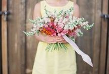 July Scottish Wedding Flowers / All these beautiful blooms are available in Scotland for a July wedding.