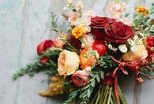 Linlithgow Autumn Inspiration / Inspiration for an autumn wedding