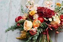 Linlithgow Autumn Inspiration / Inspiration for an autumn wedding