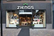 Onze Ziengs winkels / De vestigingen van Ziengs schoenen vind je in heel Nederland. Ziengs schoenen heeft 76 vestigingen dus er zit altijd wel een winkel bij jou in de buurt. Daarnaast hebben we een webshop die 24/7 geopend is!