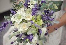 Rustic Blue September Wedding Inspiration / Inspiration for a beautiful, blue, rustic September wedding