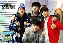 EXO_ Shim Shim Tapa / EXO K and EXO M