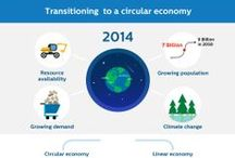 Circular Economy and Sustainability / A collection of sustainability and circular economy proof points.