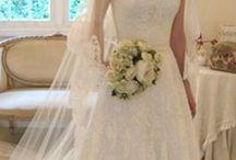 vestido de noiva / by nany campos
