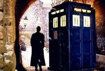 Doctor Who? / Wibbly Wobbly Timey Wimey...Stuff  / by Leeloo Dallas