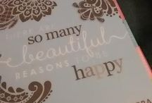 Planner Happy / Planning, creating a planner, maintaining a planner, where to purchase a planner