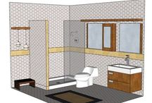BATHROOM: 7x10 / NEED A FREE DESIGN FOR YOUR BATHROOM?  SEND INFO TO MARMOTECH AT FACEBOOK