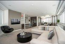 Stamford Residence / apartment refurbishment- Interiors by ORB Design.