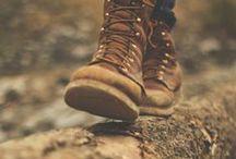 Hiking around