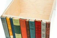boeken anders / wat je allemaal niet met boeken kunt doen