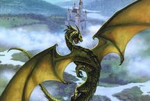 Dragons / Because dragons are awesome.