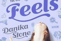 All the Feels, by Danika Stone, YA (Macmillan, June 7, 2016.) / A Pinterest board of inspirations for Danika Stones's book ALL THE FEELS. (Macmillan, 2016.)