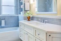 Bathroom Spaces / The other most important room in the house