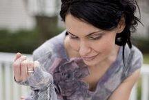 Irena Levkovich. Левкович FeltUA / Irena Levkovich in Pinterest, WoolWonders, IRENA LEVKOVICH in Pinterest