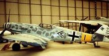 WK II Kriegsflugzeuge / WK II Deutsche Flugzeuge