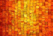 Orange / Orange in Pinterest