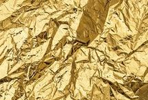 Gold / Золото. Everything Gold color