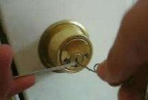 Locks & Lockpicking / We Pick Locks!