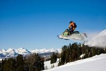 Snowmobiling / Everything about snowmobiling, winter fun, keeping warm, and gear.