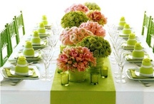 Wedding theme: Spring