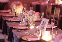 Wedding theme: Pink