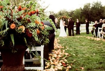 Wedding theme: Autumn is for lovers