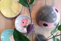 Les artistes chez Pompon / Retrouvez les artistes qui exposent chez Pompon