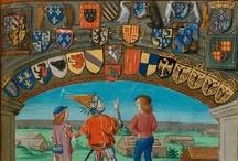 La langue du blason / L'héraldique et la langue du blason, vivantes au travers des armoriaux consultables sur la Toile - Heraldry, Coats of Arms, Blazon