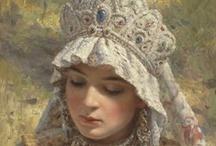 Art slave / ..., russe, bulgare, tchèque, ukrainien...