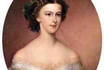 Sissi Impératrice / Élisabeth d'Autriche (1837-1898) -- See more at: http://www.gogmsite.net/early_victorian_-_1837_-_18/empress_elisabeth_of_austri_2/empress_elisabeth_of_austri/