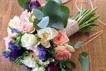 Pompon : Mariages / Quelques photos de bouquets et de décorations de mariage par Boutique Pompon Paris Montreuil France