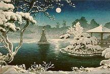 土屋光逸 Koitsu, Tsuchiya / (1870-1949). See more at: http://www.koitsu.com/Koitsu_Complete_Works.htm and at: http://ukiyo-e.org/artist/tsuchiya-koitsu