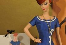 amazing fashion for silkstone barbie