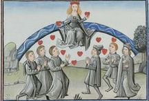 L'Epître d'Othéa, Christine de Pizan, v.1460 / Lettre d'Othéa, déesse de prudence, à un jeune chevalier, Hector -- Epistle to Hector (sometimes known as the Book of Knighthood), by Christine de Pizan (1363?-1431?) -- Cologny, Fondation Martin Bodmer, Cod. Bodmer 49.