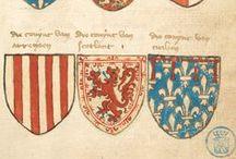 Autres armoriaux en images (depuis 1250) / Roll of arms / armorial - Wappenbuch - wapenboek - libro de armeria / armorial - stemmario